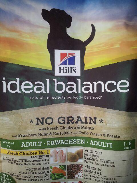 Nya spannmålsfria fodret från Hills